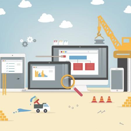 Progettazione e realizzazione siti web professionali